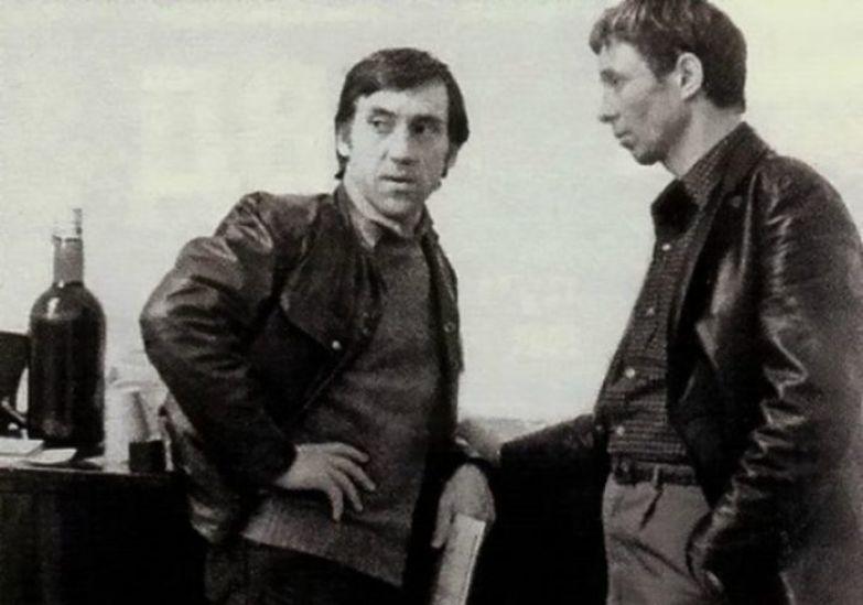 Владимир Высоцкий и Олег Даль   Фото: diwis.ru
