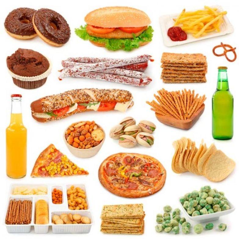 Солёные, маритнованные и копчёные продукты