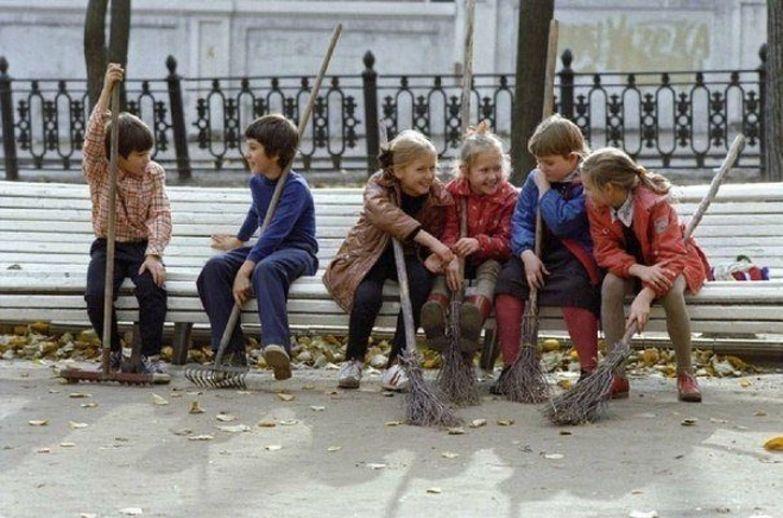 20+ фото, которые вернут вас прямиком в детство