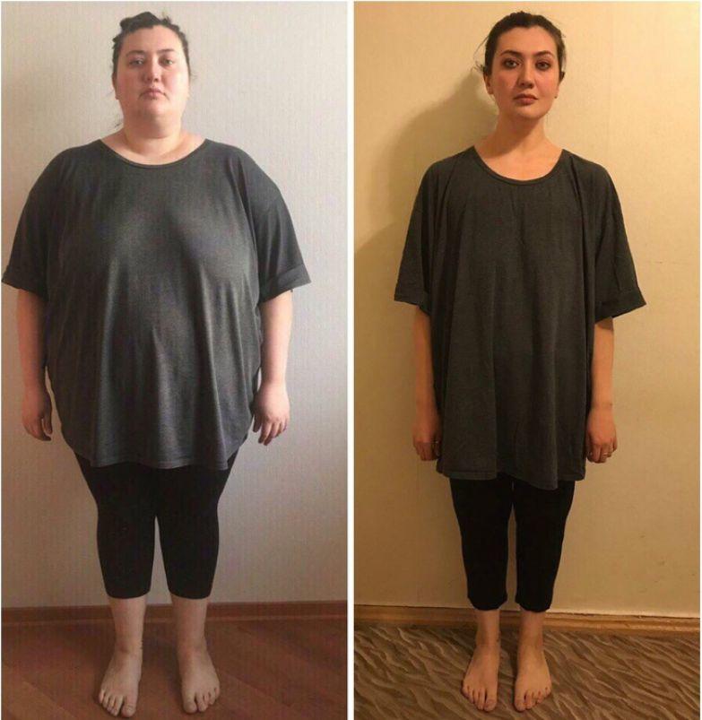 Я похудела на 85 кг и расскажу, как потерять лишний вес и обрести себя