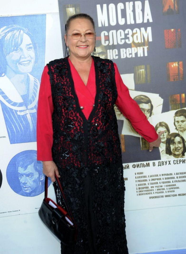 Раиса Рязанова дружила с Георгием Милляром и следила, чтобы он не пил на творческих встречах