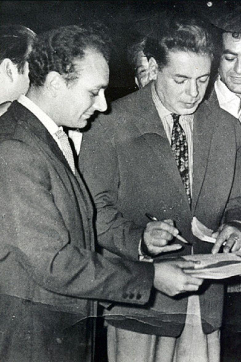 Аркадий Райкин использовал миниатюры Жванецкого для выступлений