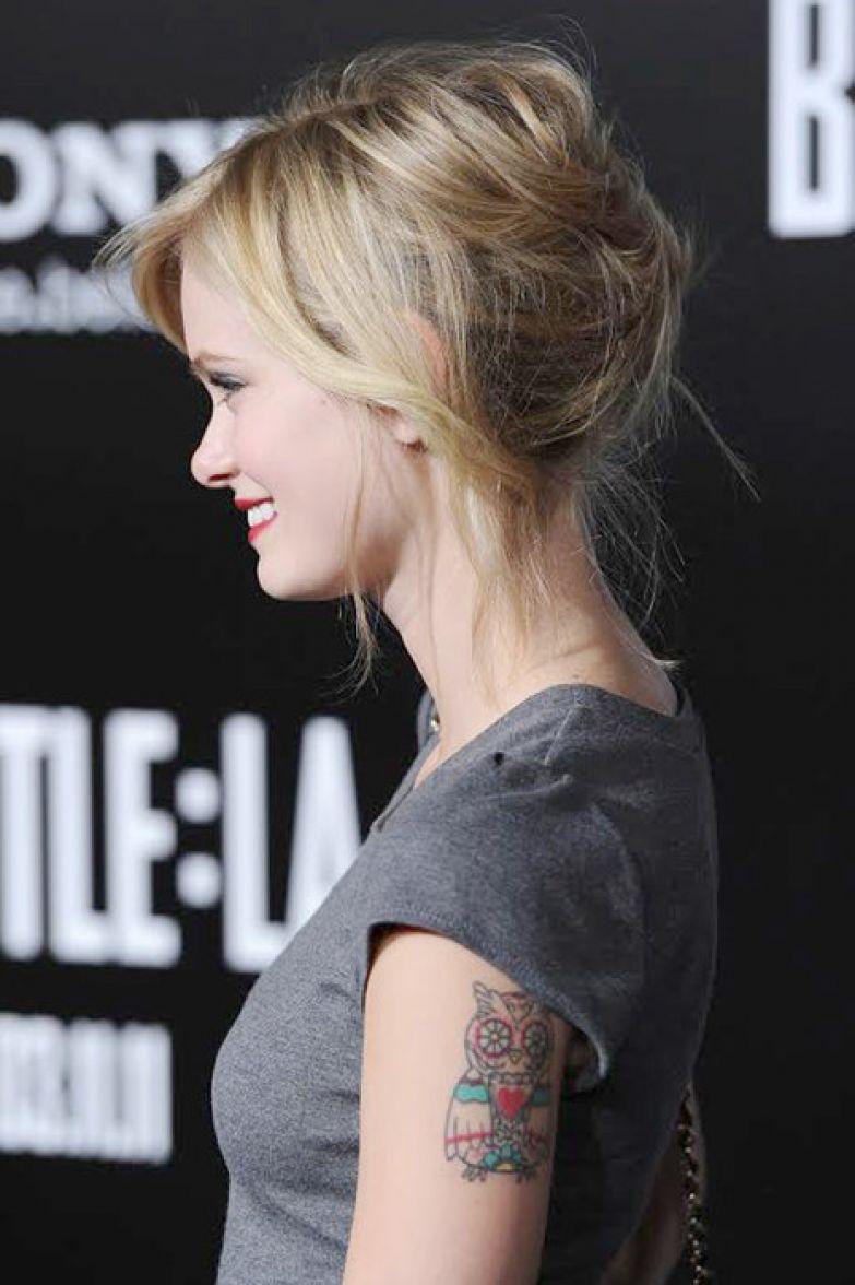 милые татуировки знаменитостей фото