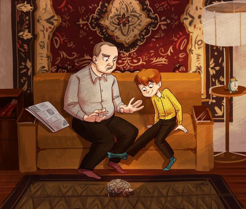 Рассказ Григория Горина о том, что дети порой понимают в этой жизни больше взрослых