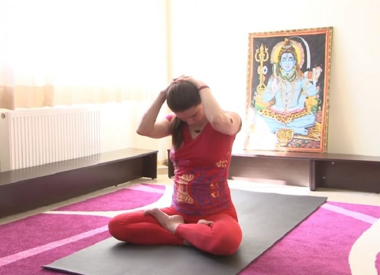 йога асаны для позвоночника
