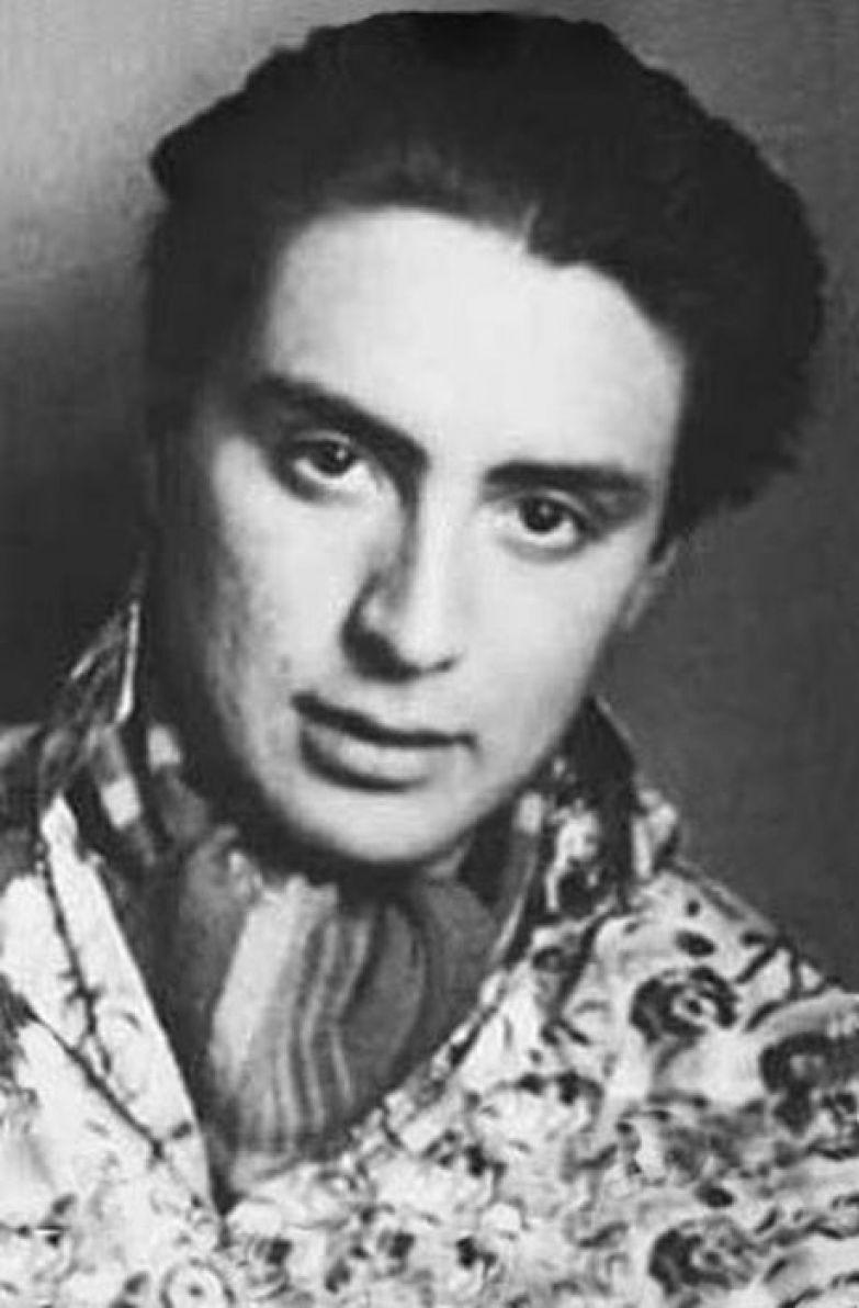 Вениамин Смехов в молодости. / Фото: www.somranik.ru