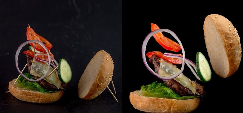 Удивительные факты о том, как фотографируют еду для рекламы еда, интересное, маркетинг, реклама, фото