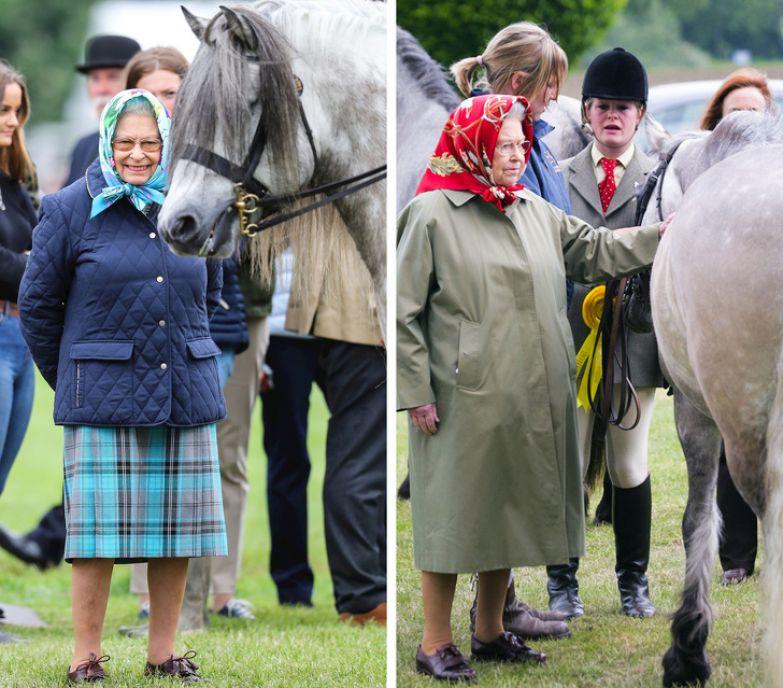 Как выглядит обычный день из жизни королевы Елизаветы II