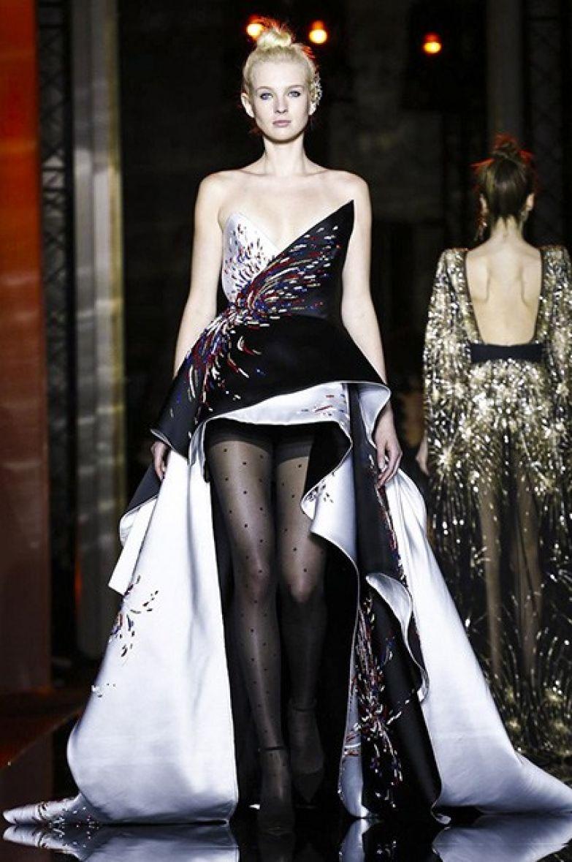 Zuhair Murad, Couture, Spring Summer 2017 in Paris