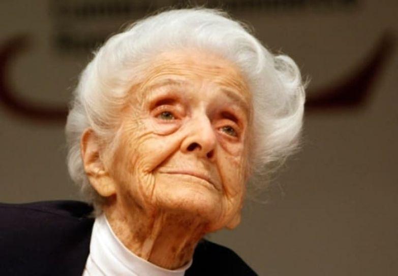 Старейший лауреат Нобелевской премии | Фото: liveinternet.ru