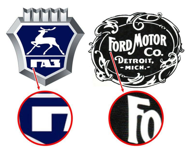 14 обычных логотипов, которые на самом деле имеют тайное значение