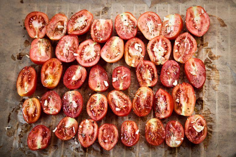 Рецепт приготовления вяленых томатов в домашних условиях