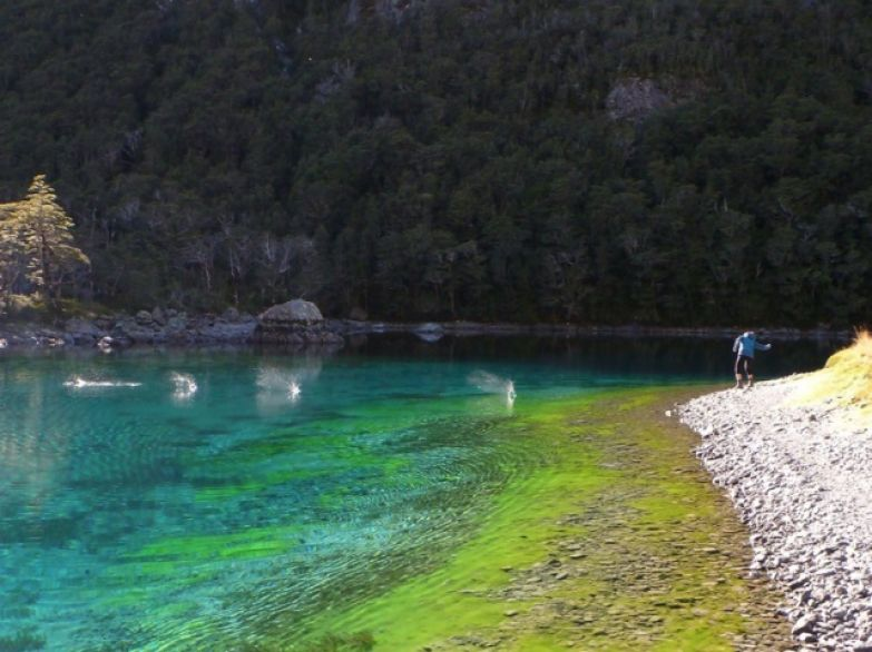 Голубое озеро 1