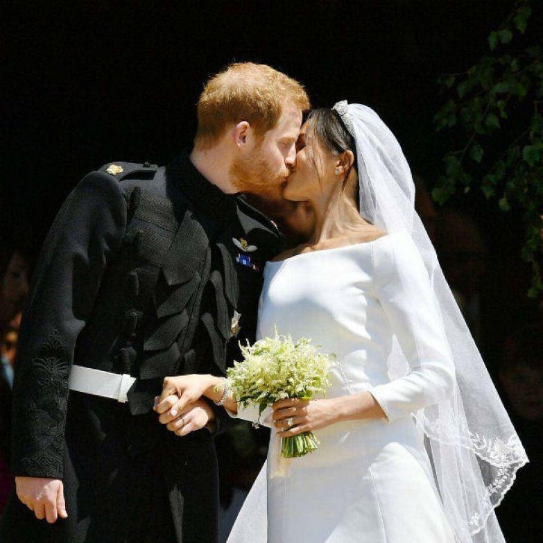 Меган Маркл старше принца Гарри на три года