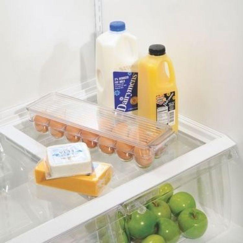 Купите специальный контейнер для хранения яиц