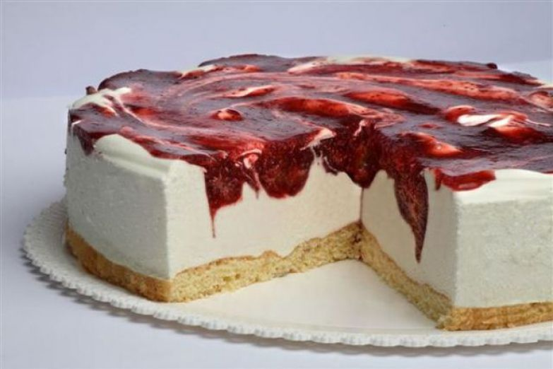 Творожная начинка для торта с желатином