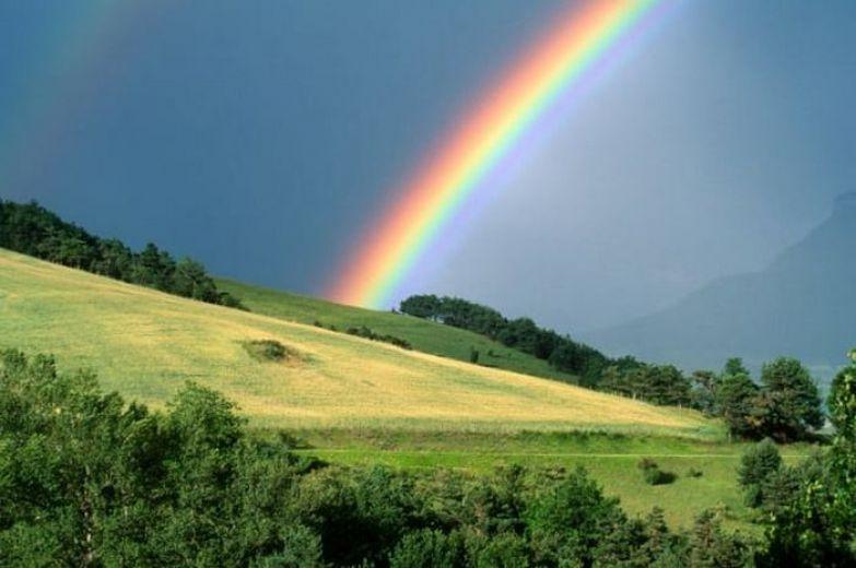 Цветами радуги люди обязаны Ньютону.