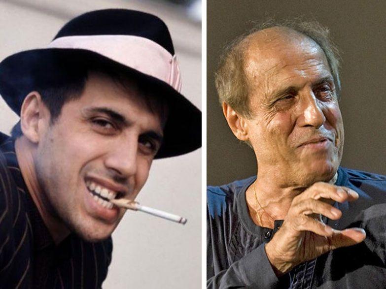Адриано Челентано, 78 лет актеры, возраст, звезды, секс-символы, тогда и сейчас