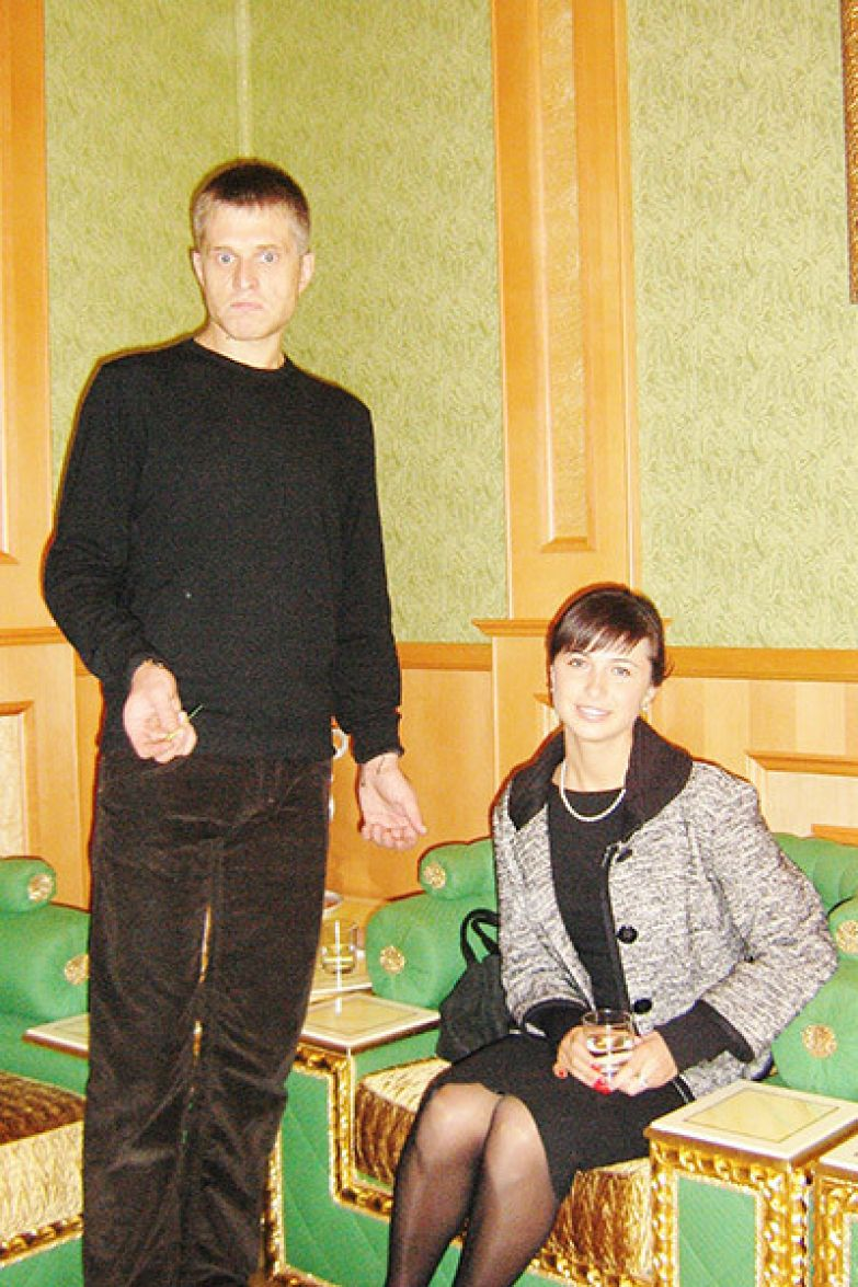 Николай успел познакомить маму с избранницей
