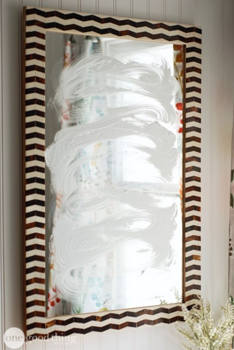 3. Уберечь зеркало в ванной от запотевания полезно, советы