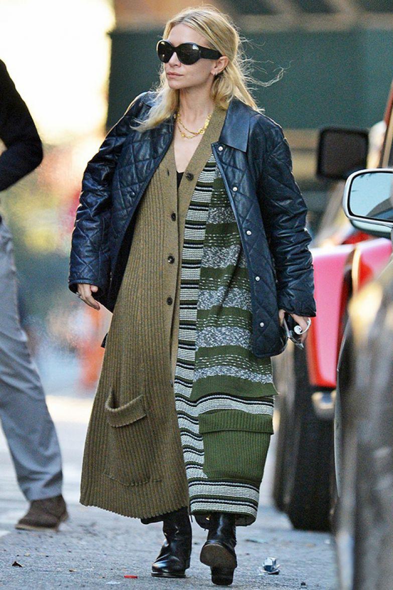 Мэри-Кейт Олсен в Нью-Йорке