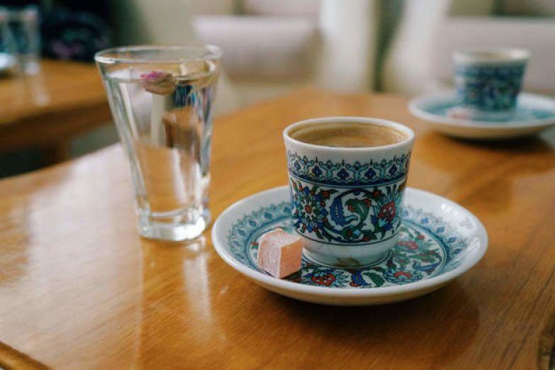 рецепт вкусного ароматного заварного кофе