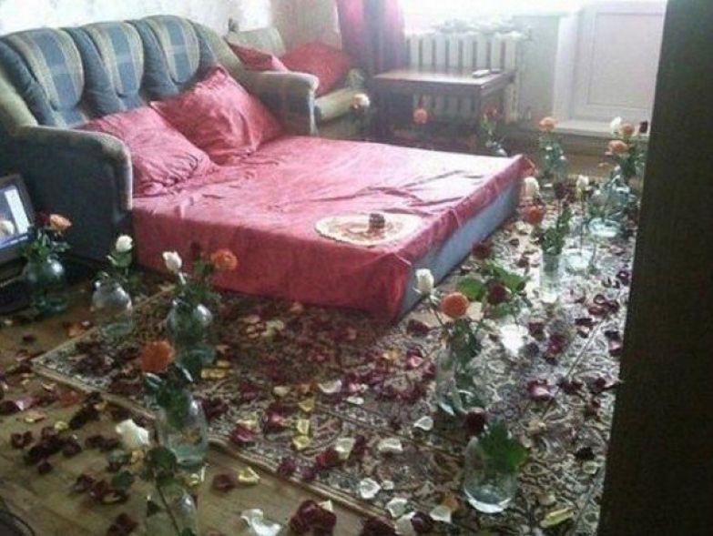 Романтика дня Св. Валентина