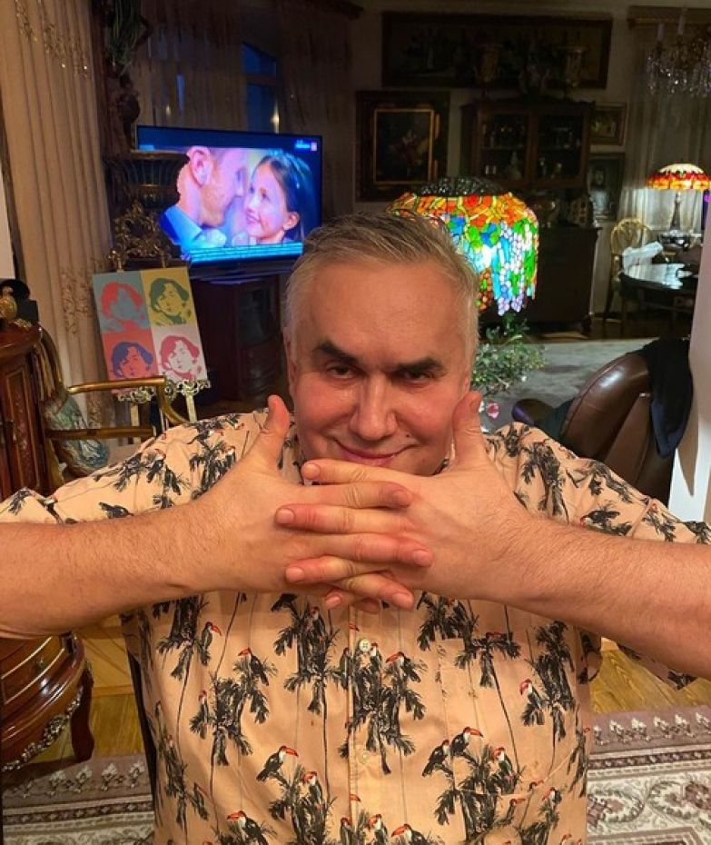 Стас Садальский редко принимает участие в телешоу