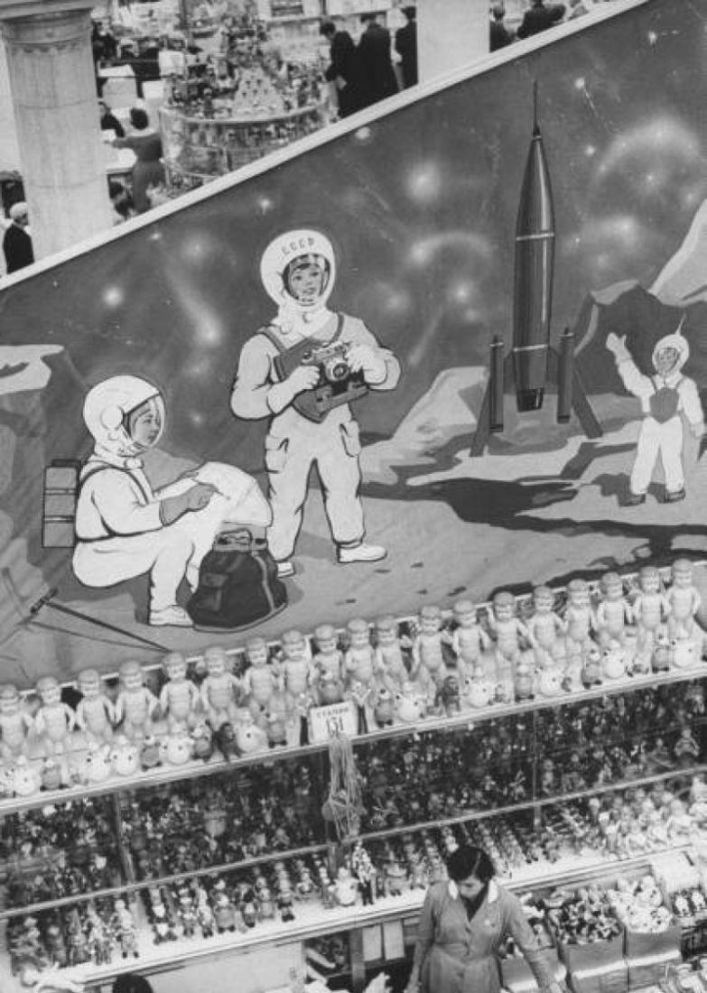 1961 год СССР, авто, девушки, история, факты, фото, юмор