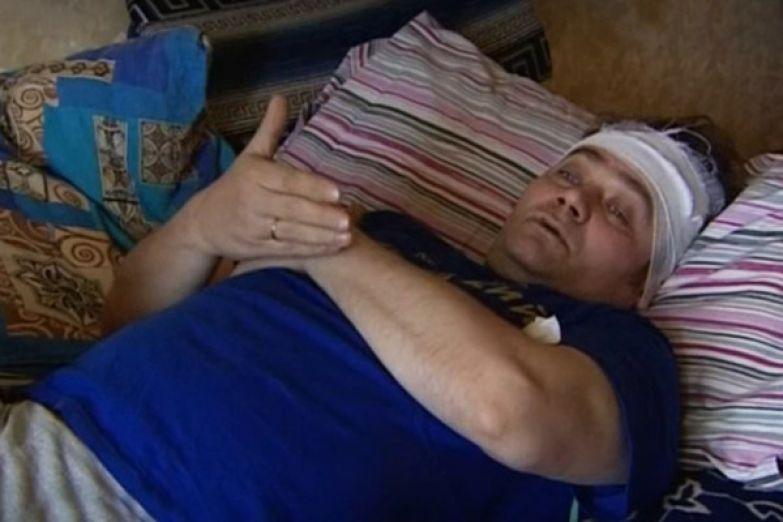 В апреле 2013-го Барышев получил серьезные травмы