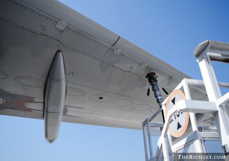 3. Обычно топлива в самолете мало авиакомпании, самолеты, секреты, тайны