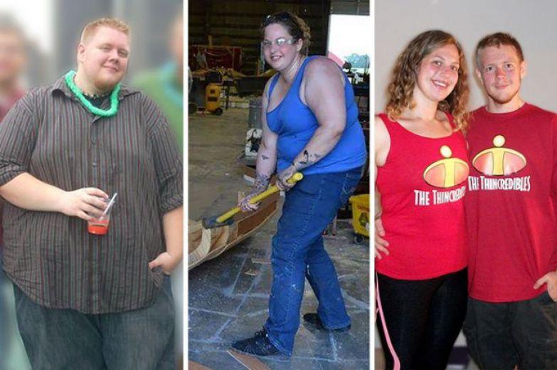 большая потеря веса