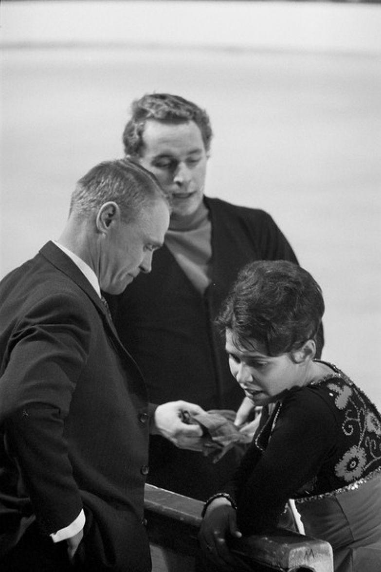 В 1966-м Станислав Жук поставил фигуриста в пару с Ириной Родниной
