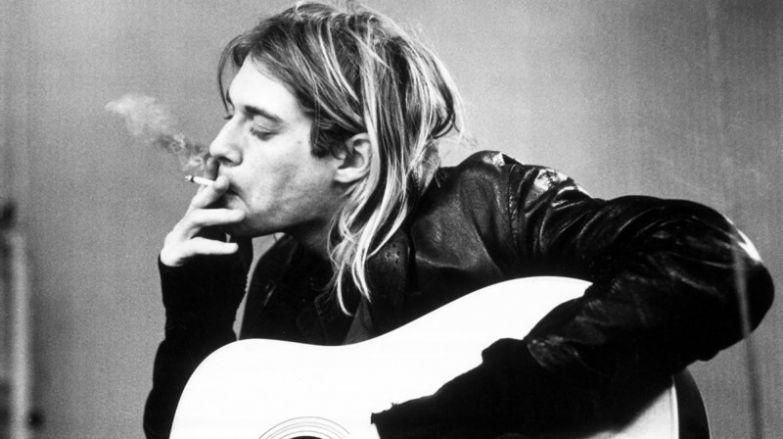 15. Курт Кобейн – 27 лет звезды, знаменитости, самоубийства