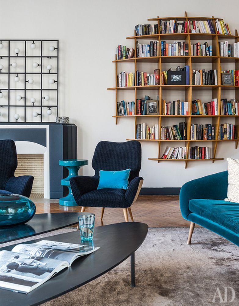 Как оформить гостиную: 19 примеров
