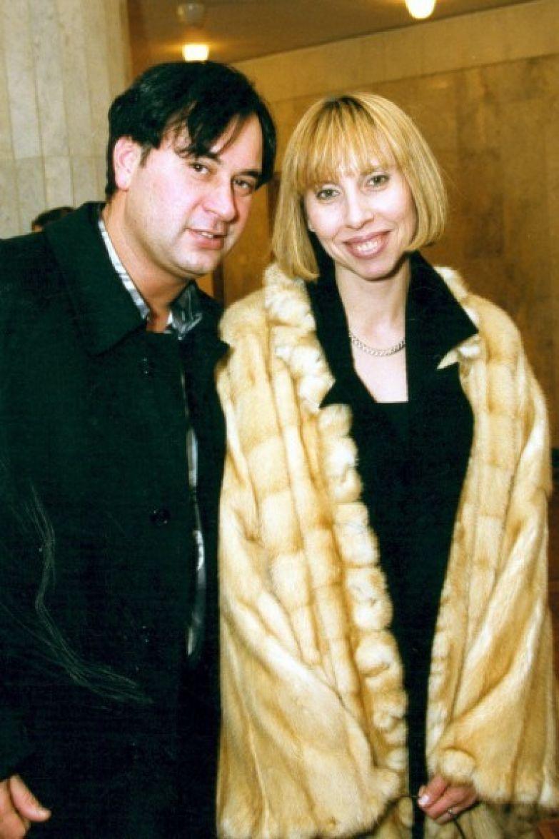 Валерий Меладзе женился на Ирине после окончания вуза