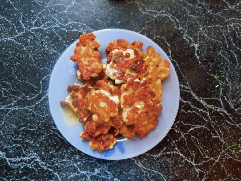 вкусные оладьи рецепт