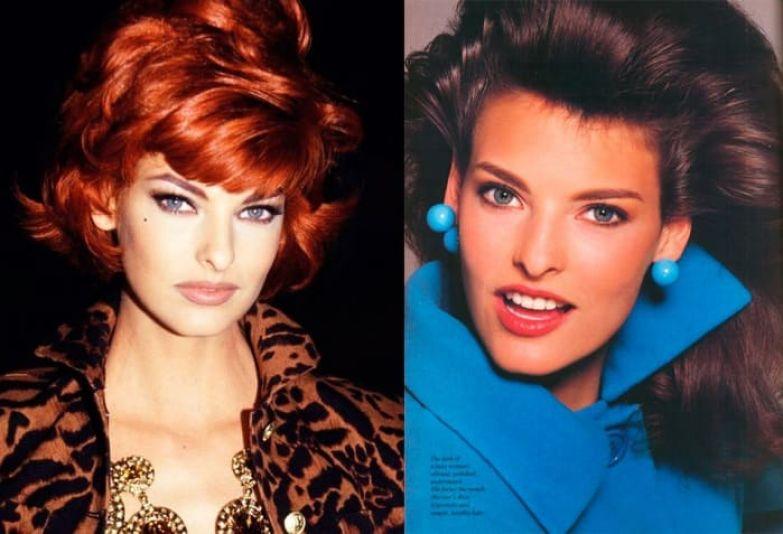 Одна из самых успешных и высокооплачиваемых моделей 1990-х гг. Линда Евангелиста | Фото: mylitta.ru