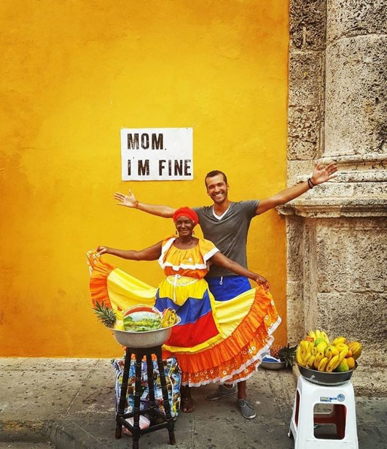 Как безработный путешественник регулярно успокаивает свою маму безработный, люди, отдых, путешественник