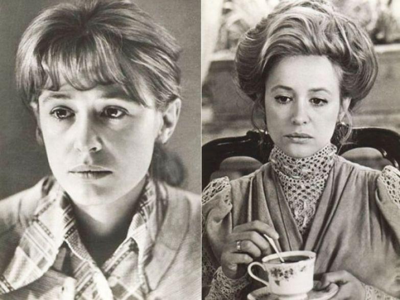 Кадры из фильмов *Слово для защиты*, 1976 и *Враги*, 1977 | Фото: kino-teatr.ru