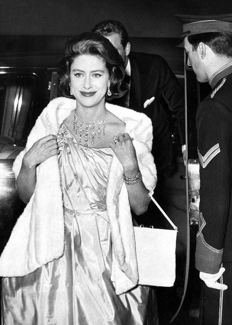 Принцессу Маргарет считали иконой стиля.