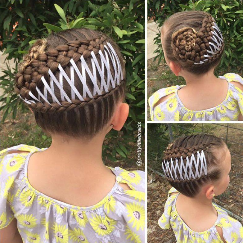 Теперь многие незнакомцы узнают Грейс на улице дочь, коса, мама, прическа