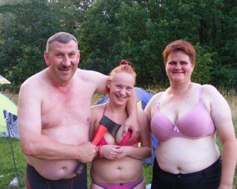 7. В - Веселье. Семейные фото, идиоты, прикол, ужас, юмор