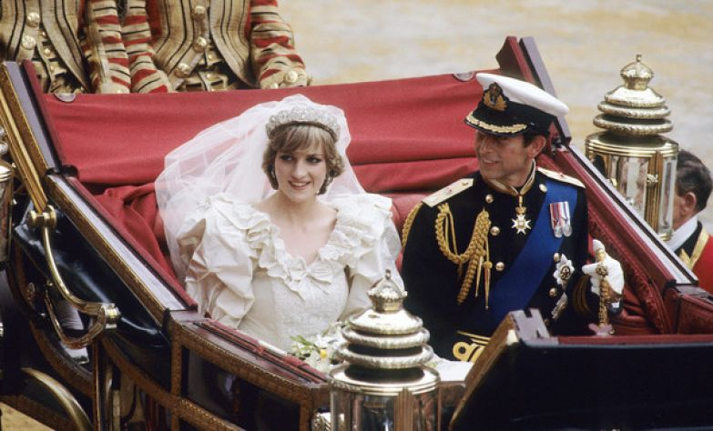 Женитьба принца Чарльза стала событием века