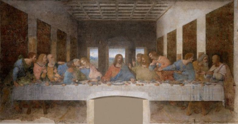 SИдеальная свадьба от Леонардо да Винчи Как он создавал великие торжества