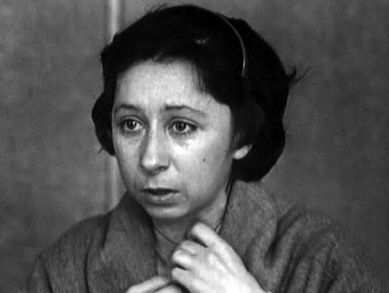 Лия Ахеджакова в молодости
