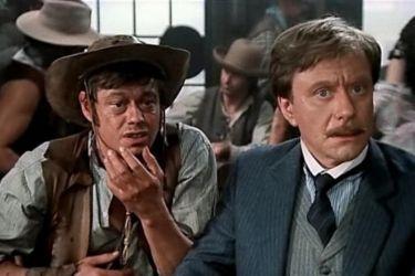 Билли Кинг в фильме «Человек с бульвара Капуцинов».