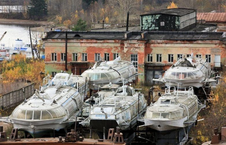 Было построено 3000 судов.