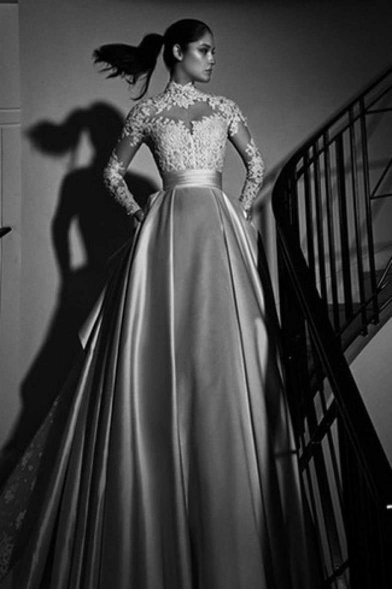 Zuhair Murad Fall Bridal 2016