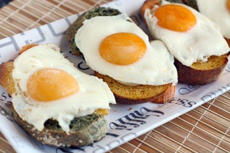 4. Яйца в меню укрепляют и наш иммунитет витамины, еда, интересно, яйца